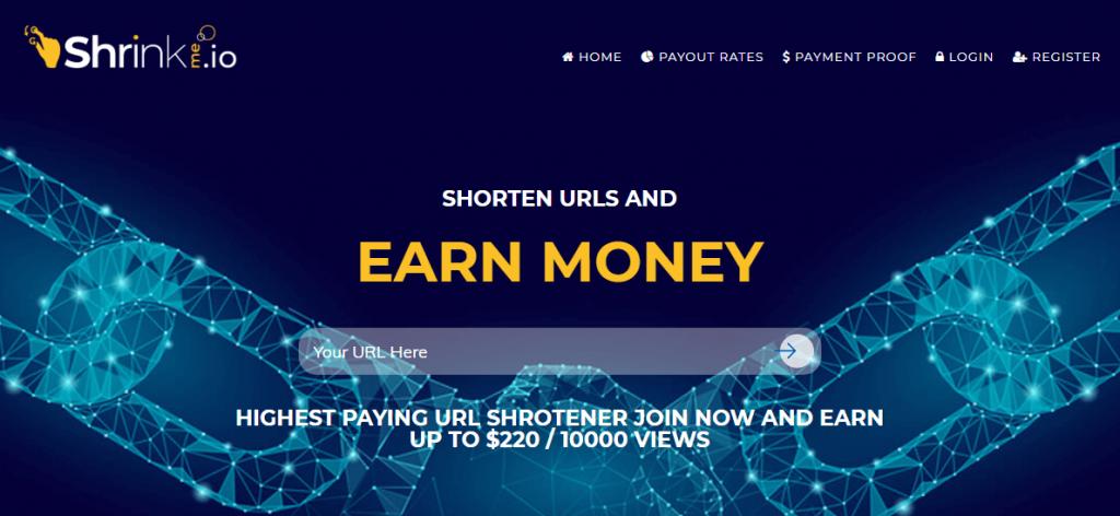 Best Highest Paying URL Shortener