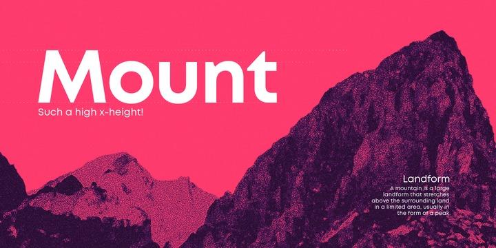 Premium Sans Serif Fonts
