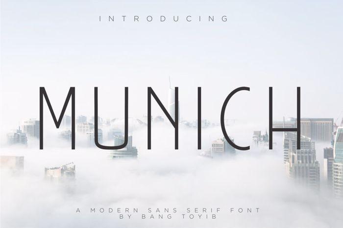 munich 1 - Post