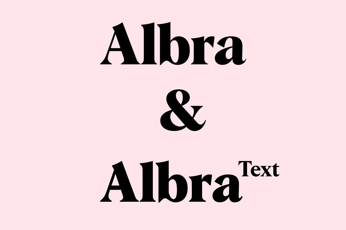 Albra Text Collection 1 1 - Post