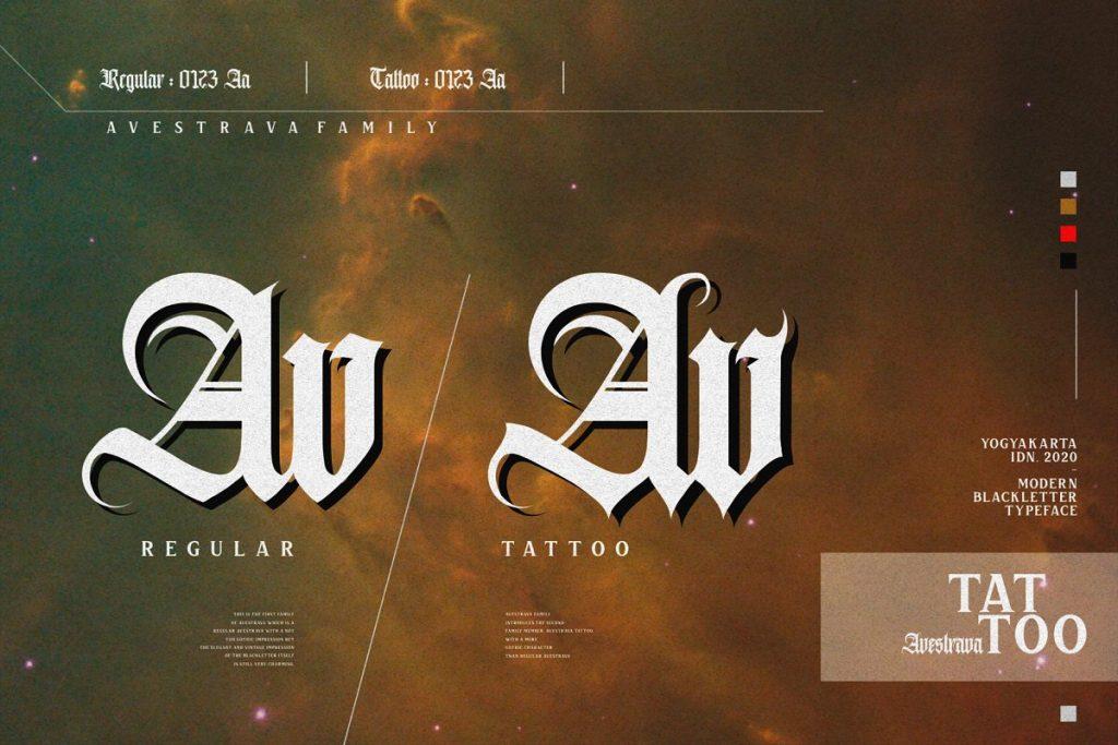 Avestrava Tattoo 1 - Post