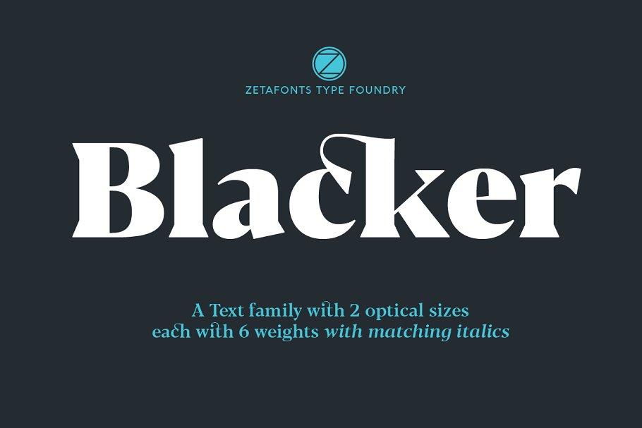 Blacker 2 - Post