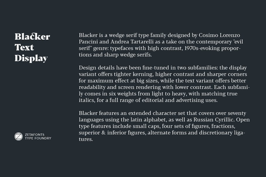 Blacker 4 - Post