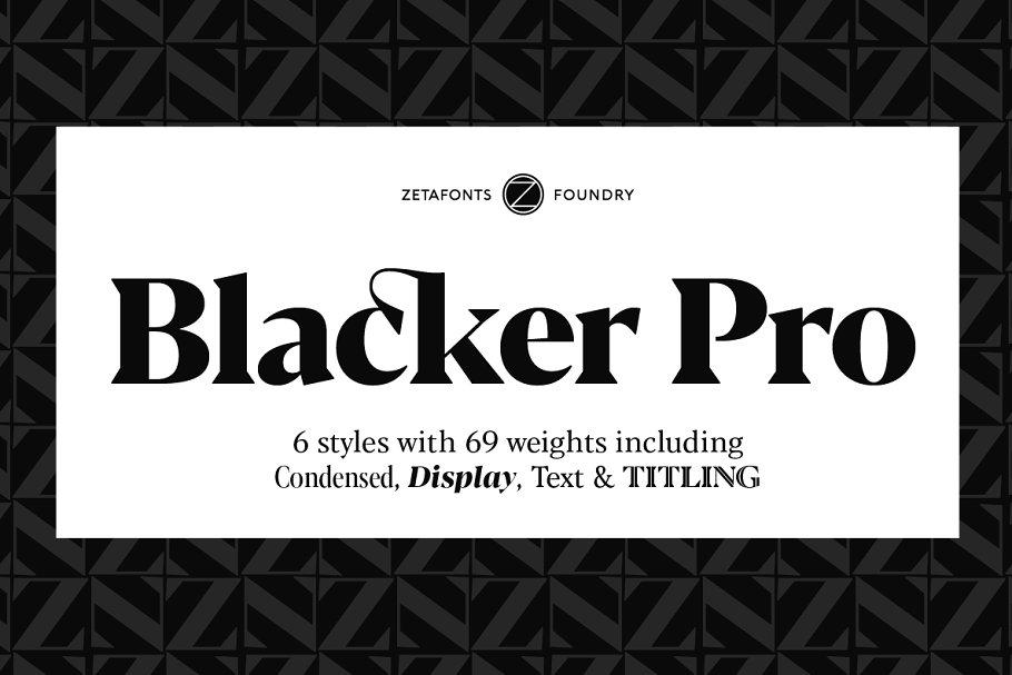 Blacker Pro 4 - Post