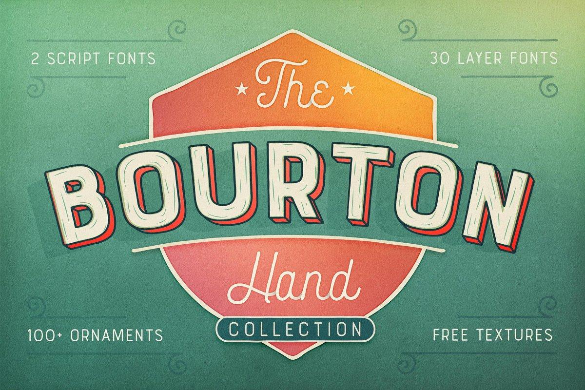 Bourton Hand 7 - Post
