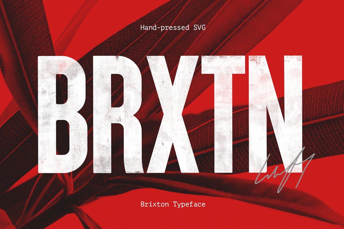 BrixtonSVG 12 - Post