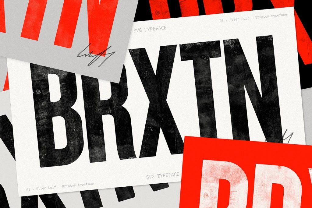 BrixtonSVG 7 - Post