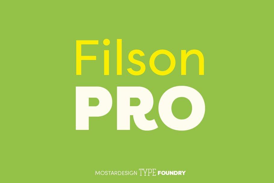 Filson Pro 2 - Post