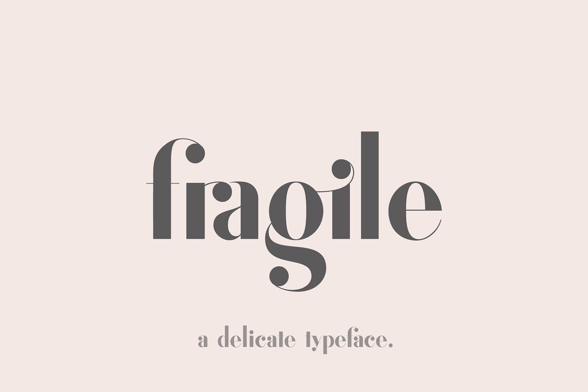 FragileADelicate 1 - Post