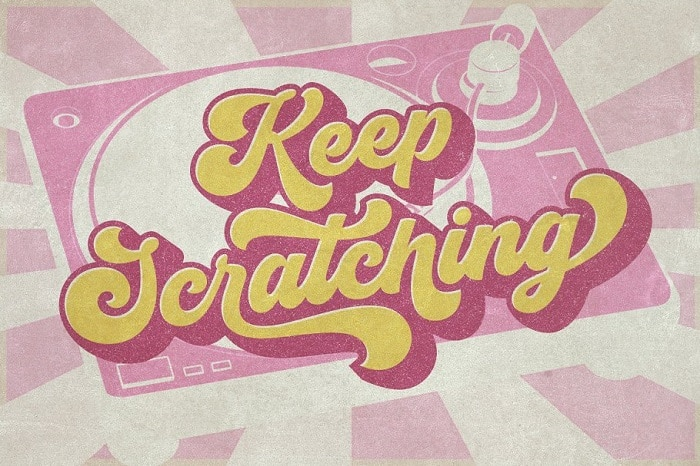Groovy Retro Font Family Free Download