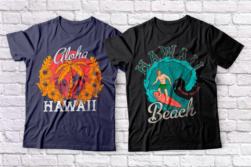 Hawaii Beach Font Free Download 7 - Post
