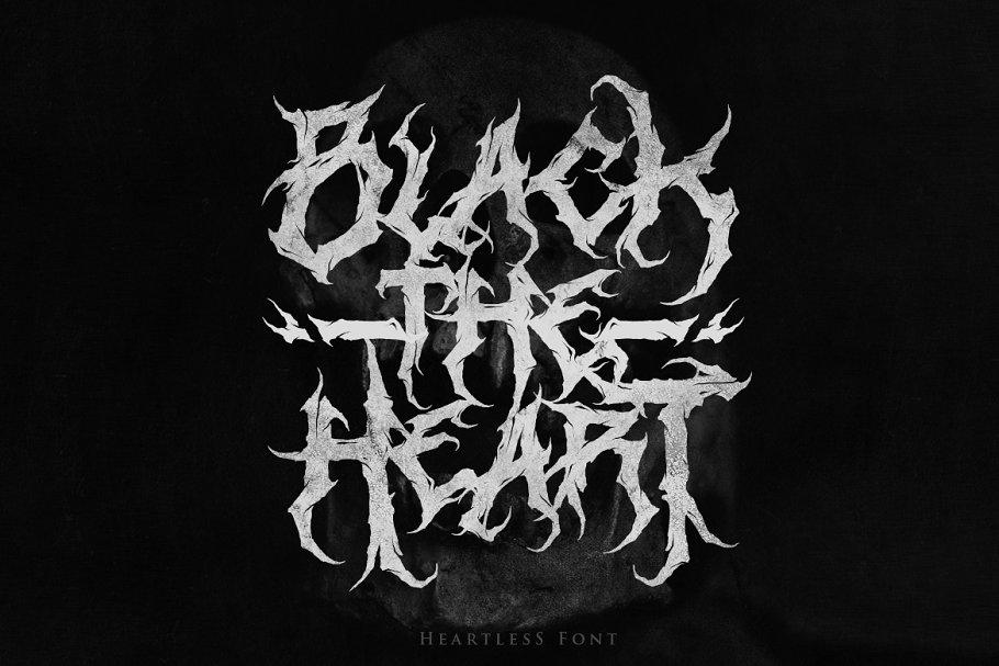 Heartless 3 - Post