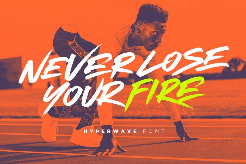HyperwaveMarkerFont 2 - Post