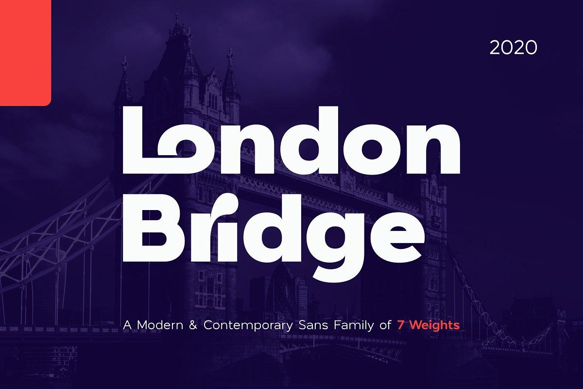 London Bridge 3 - Post