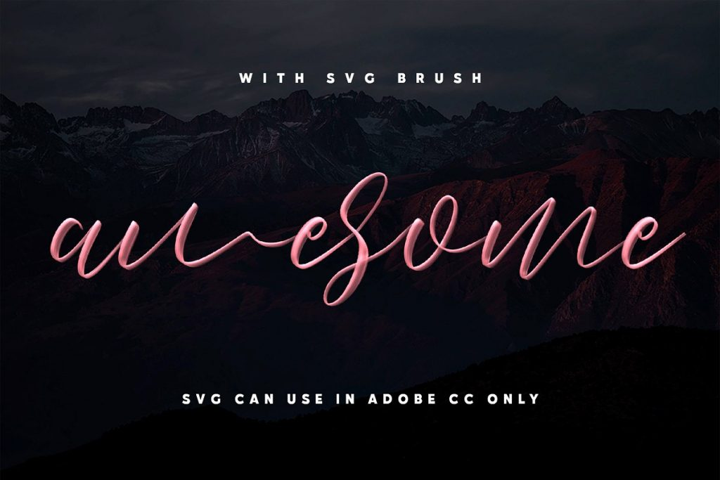 LoveBrushSVG 2 - Post