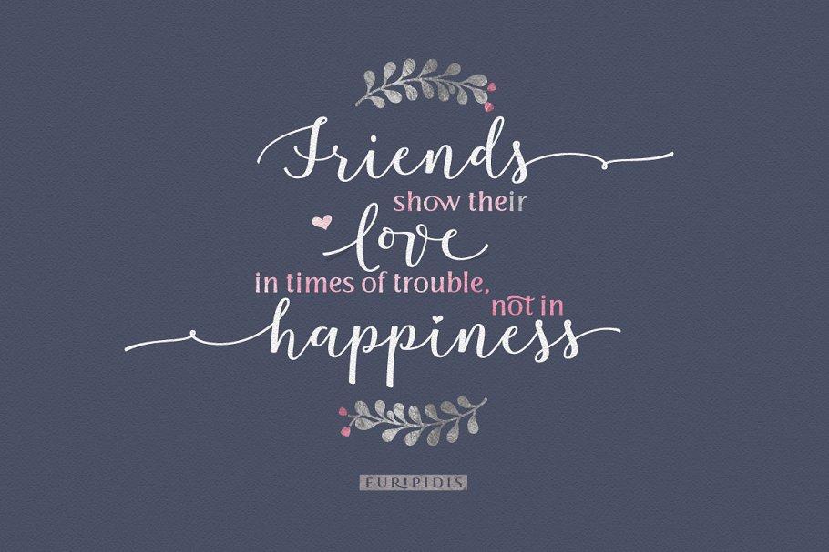 Lovingly Friends 3 - Post