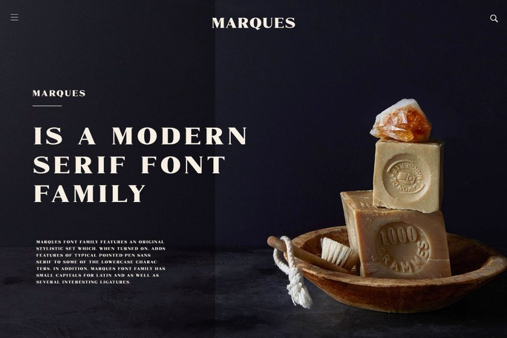 MarquesModern 8 - Post