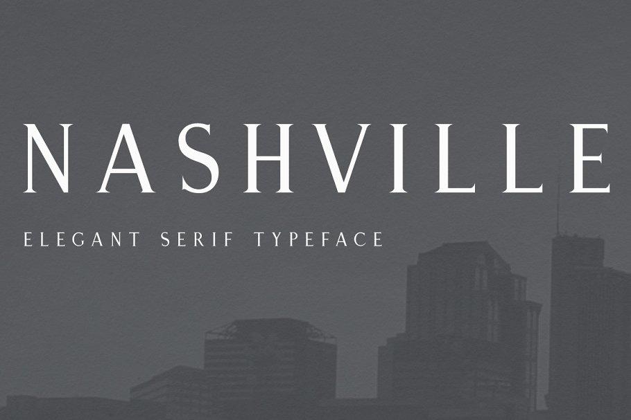 NashvilleElegantSerif 1 - Post