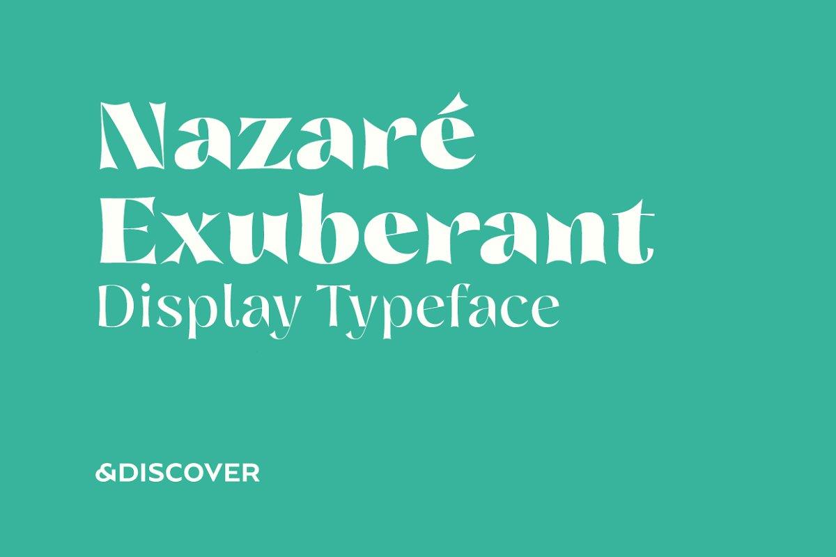 Nazare Exuberant 3 - Post