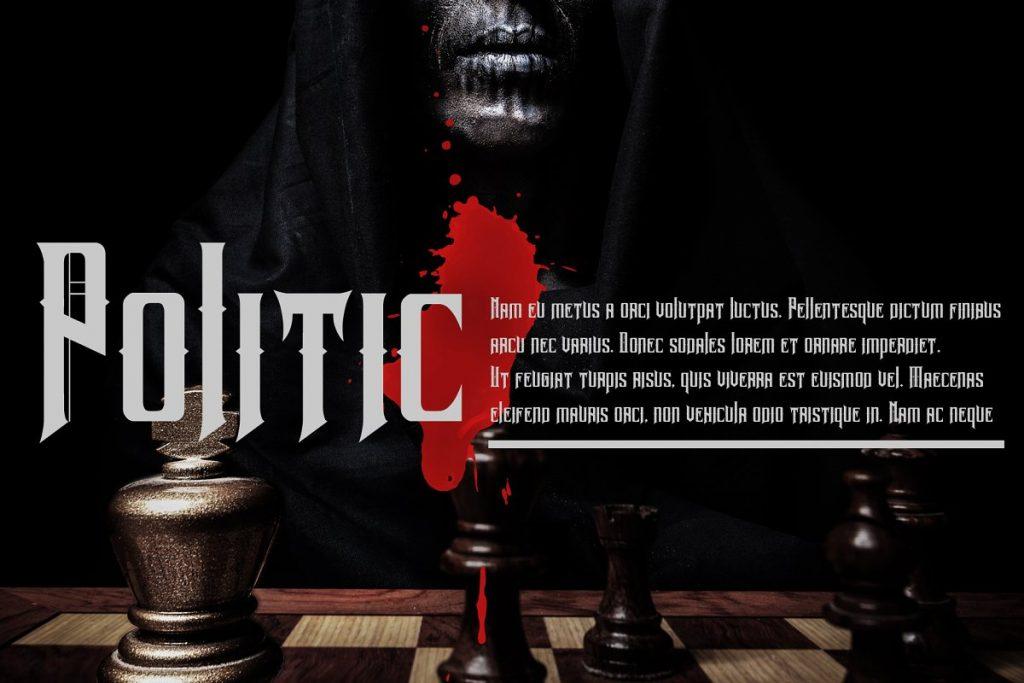Neurotic Font Free Download 3 - Post