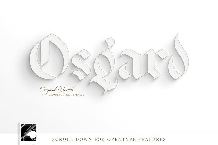 Osgard Pro 5 - Post
