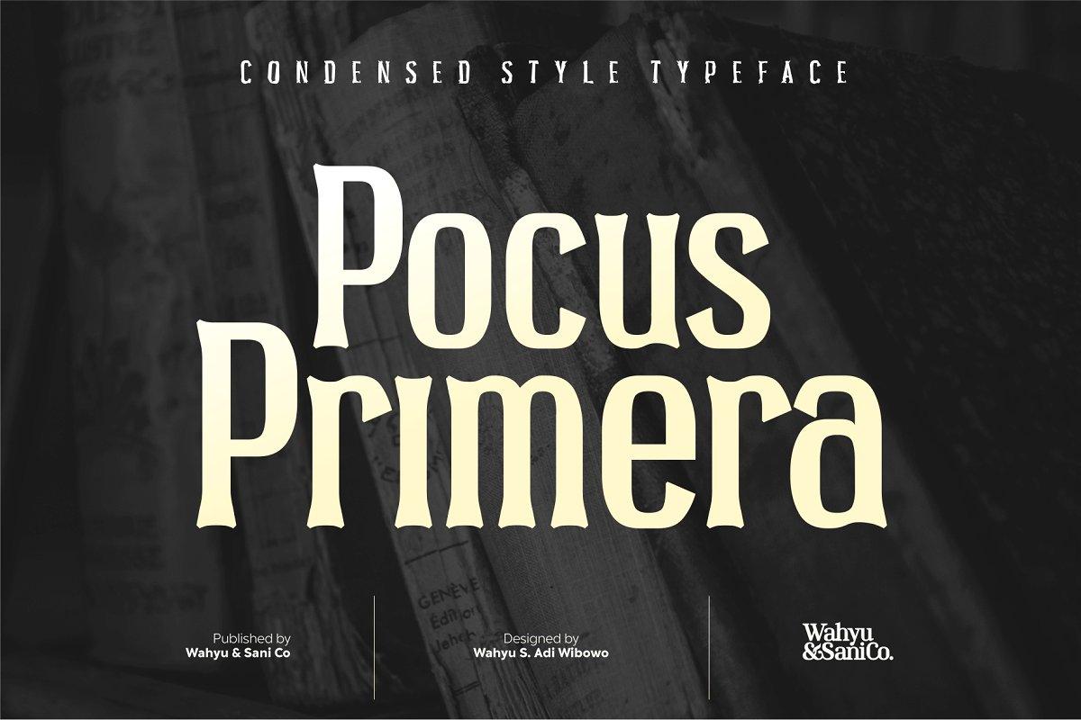 Pocus Prim 3 - Post
