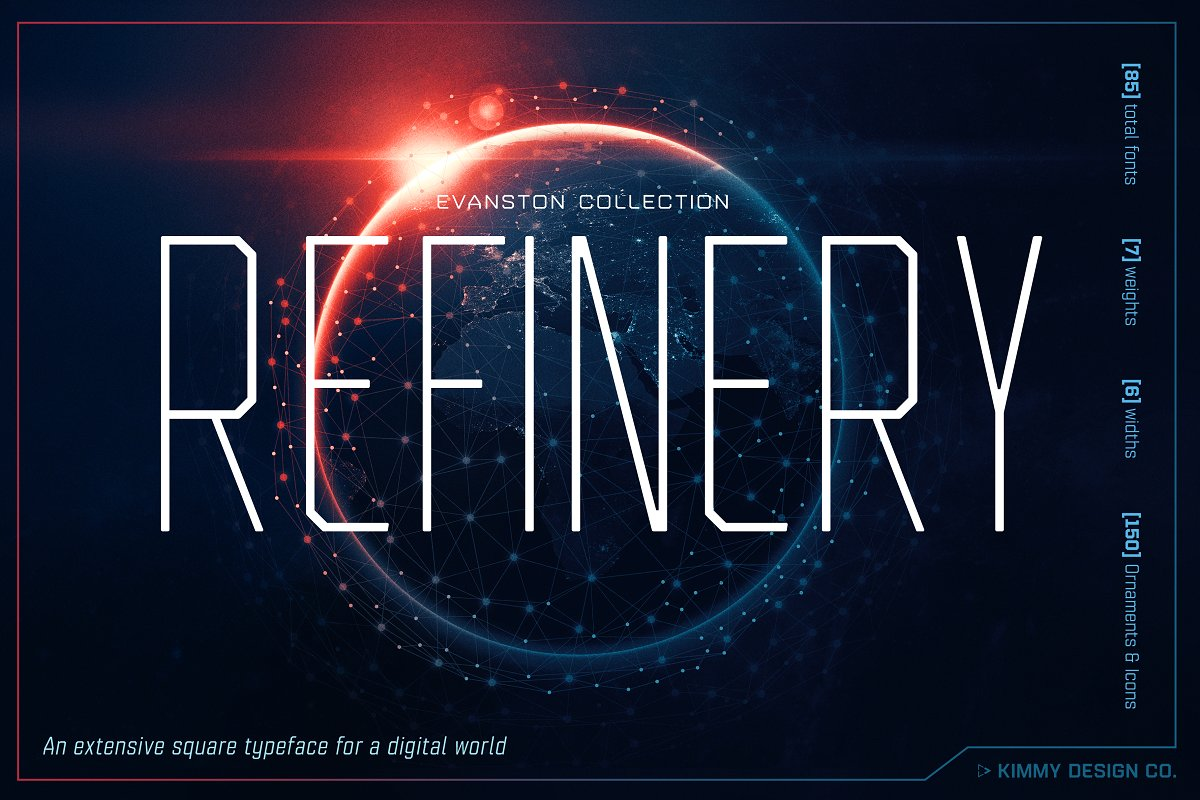 Refinery 5 - Post