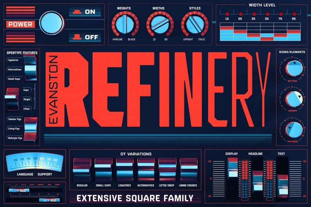 Refinery 6 - Post
