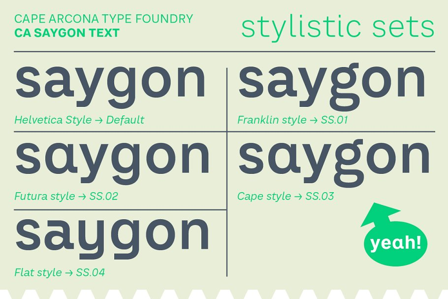 Saygon Text 4 - Post