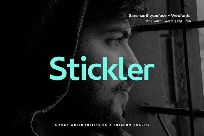 Stickler copy - Post