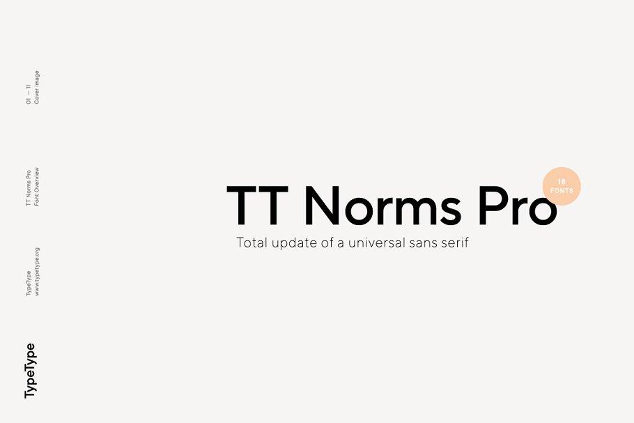 TT Norms PRO 2 - Post