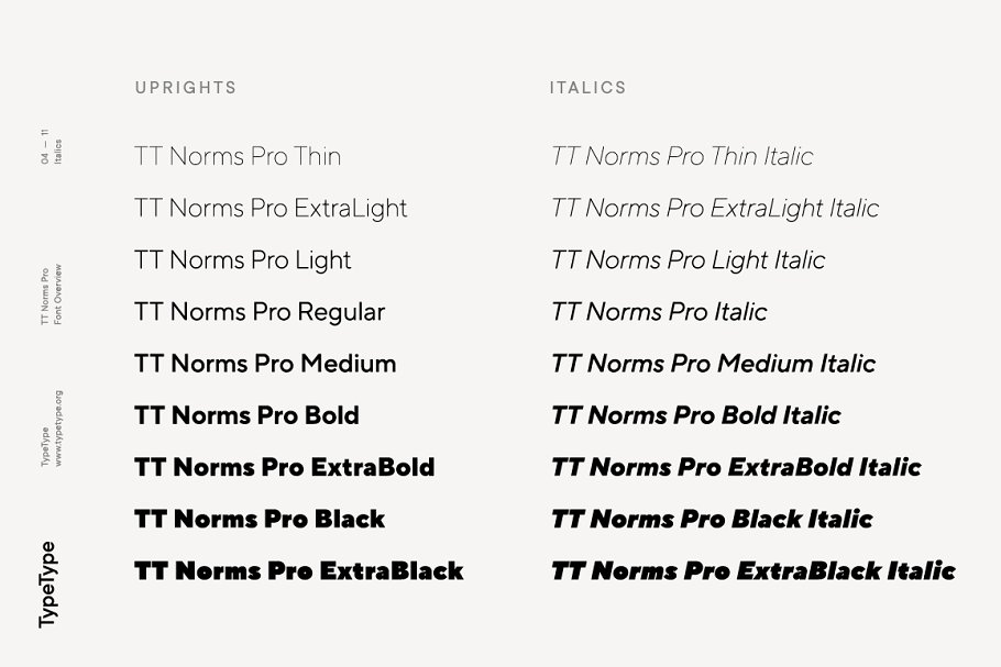 TT Norms PRO 5 - Post