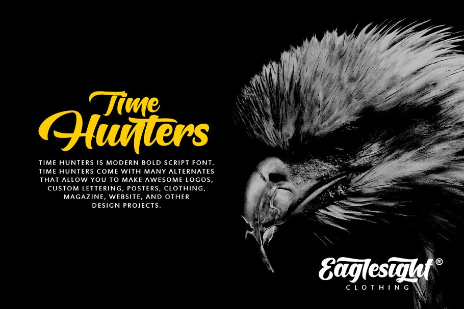 Time Hunters 4 - Post