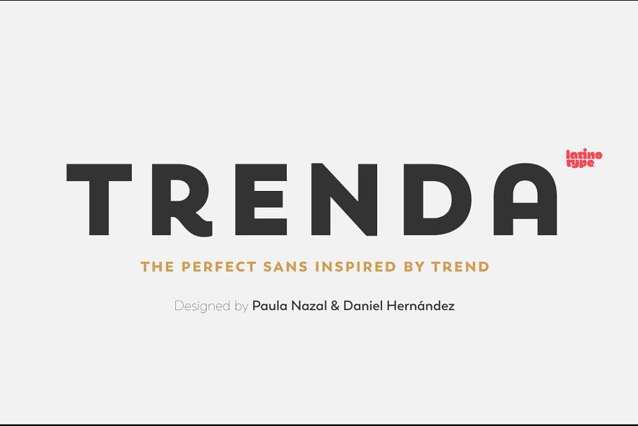 Trenda 2 - Post