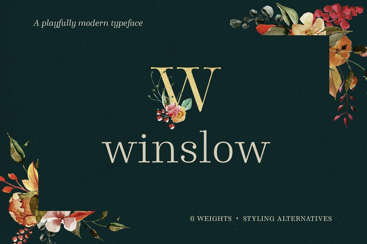 Winslow 3 - Post