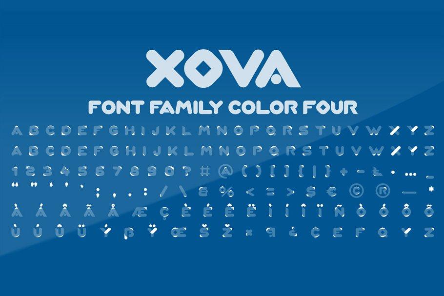 XOVA Layered 1 - Post