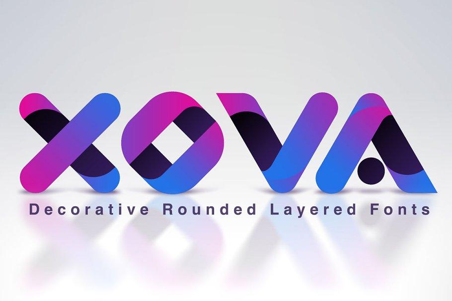 XOVA Layered 2 - Post