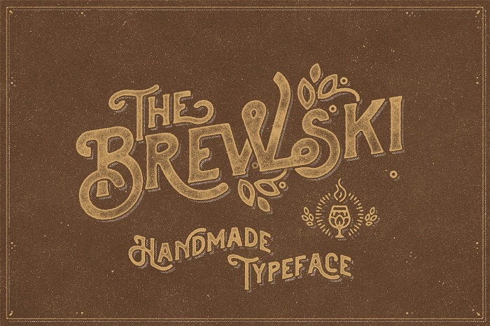 Vintage Font Collection