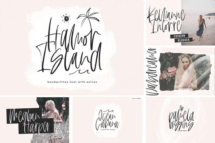 The Designer's Font