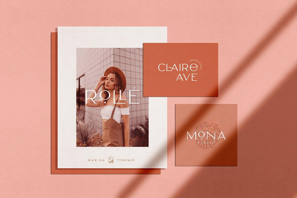Classy Marisa Font Family Free Download