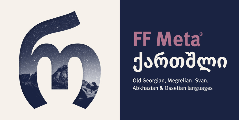 FF Meta Font Family