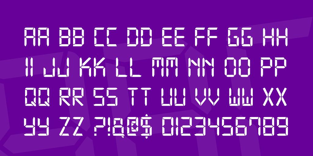 Best Number Fonts
