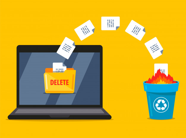 How To Permanently Delete Data