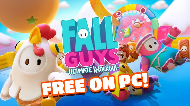 download Fall Guys on PC for Free