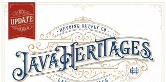 Java Heritages Font Family Free Download