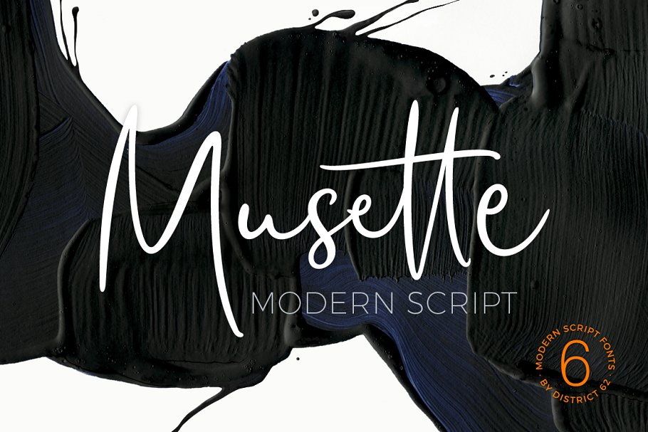 Musette Script Font Family Free Download