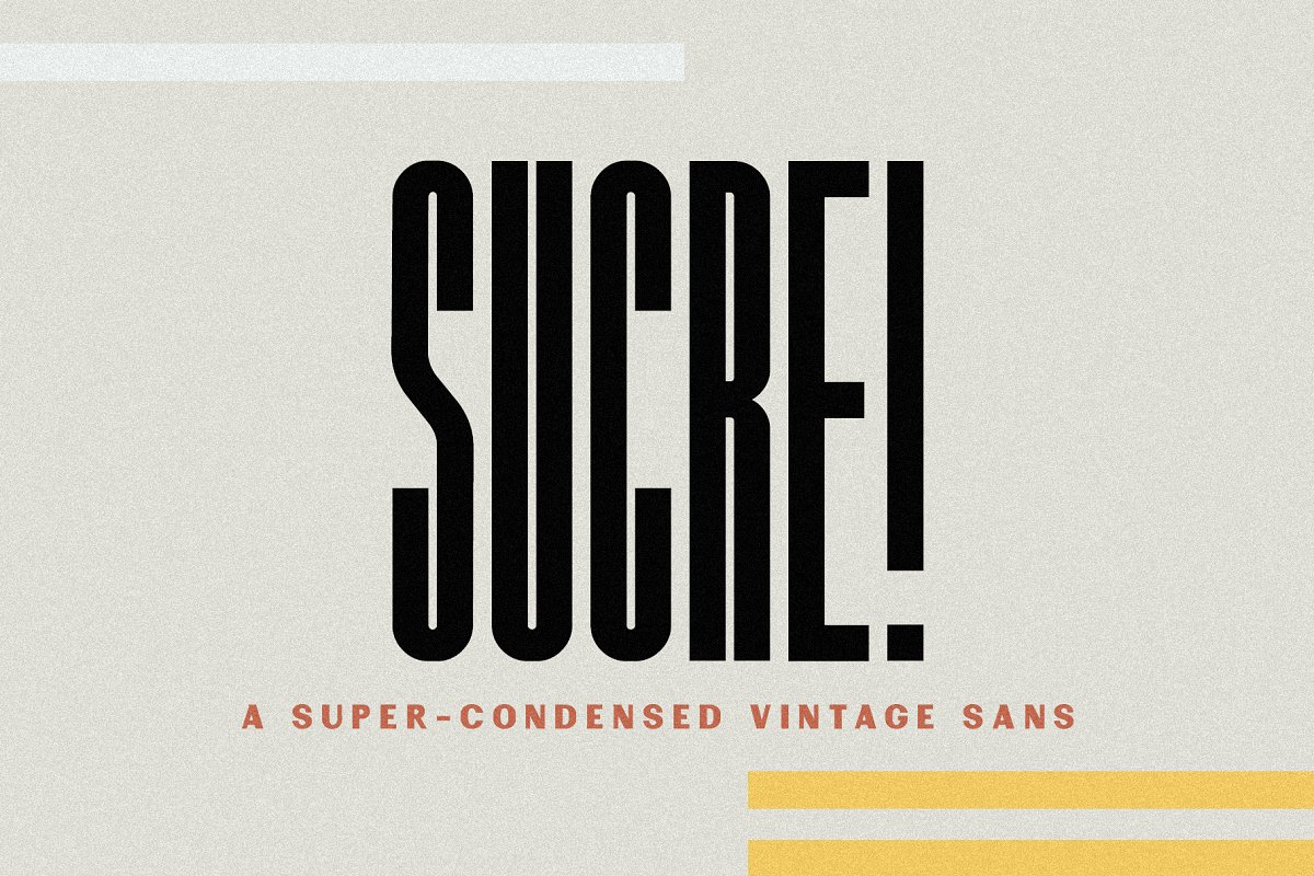 Sucre font family free download