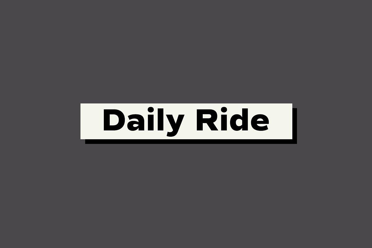 Commuters Sans font