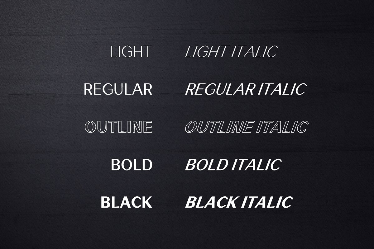 Rockley Sans Serif font