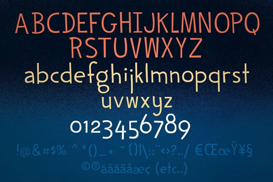 Milkman font